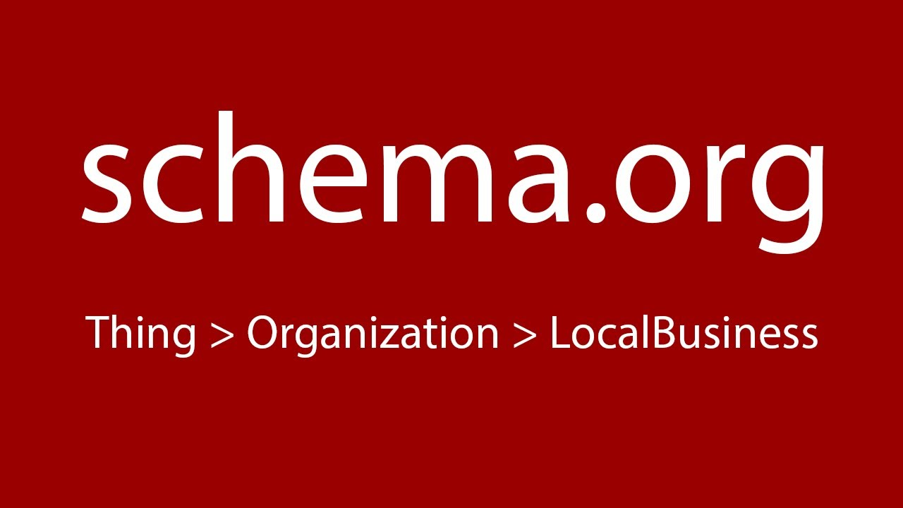 How to boost your SEO using schema.org
