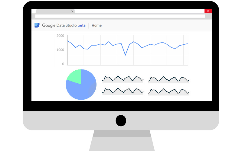 Google Data Studio: Build your Business Analytics Reports effortlessly - featured image