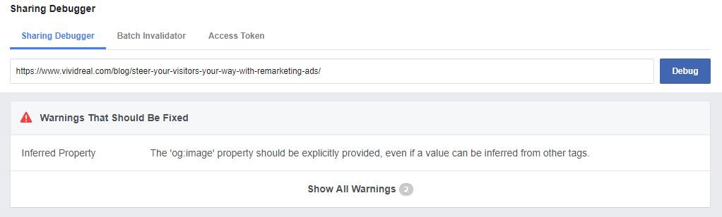 How to Enhance Content Shareability Using Facebook Debugger