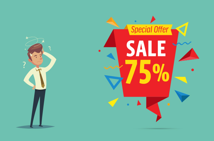 Giving Discounts? Here is what it will cost you