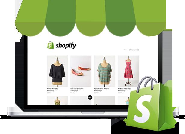 Shopify representation