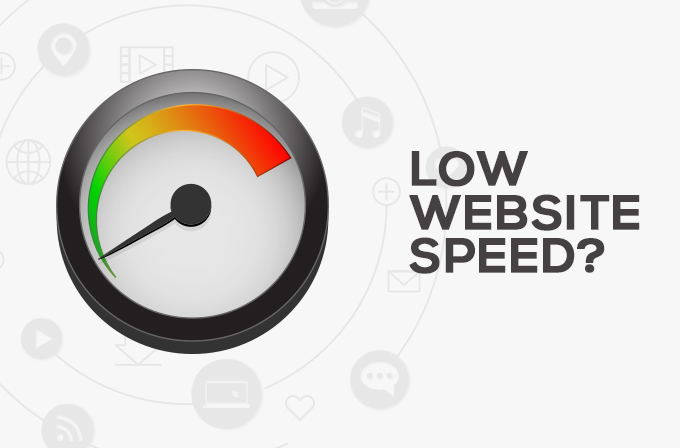 Low Website Speed? – Here's How You Can Improve It!