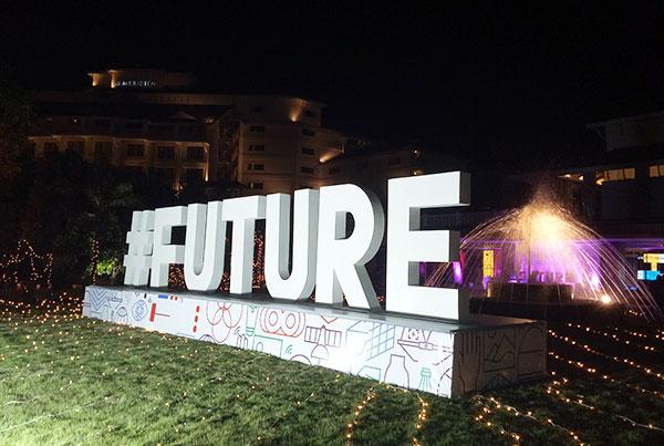 #Future 2018, Trivandrum
