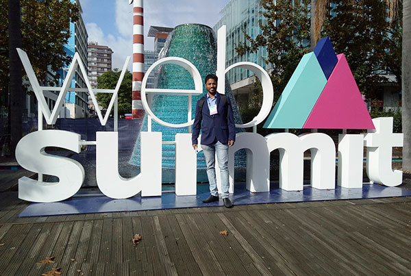 Web Summit, Lisbon