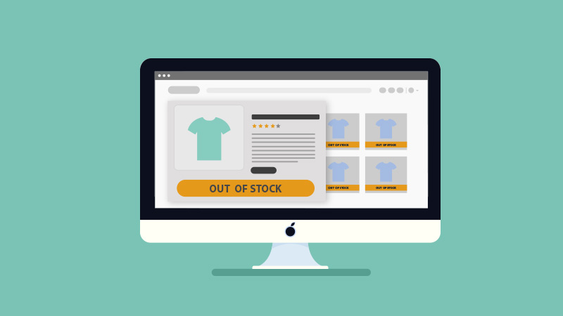 How to Handle Temporarily Out of Stock Product Pages