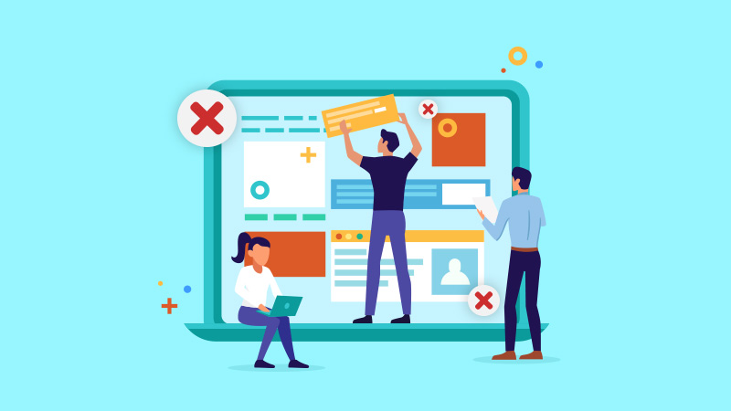 10 Web Design Mistakes to Avoid