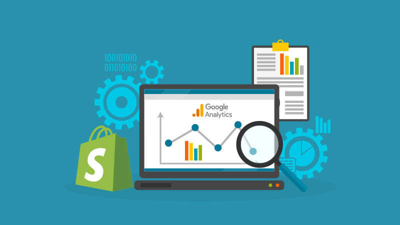 How to Set Up Google Analytics in Shopify and Pull Transactions to Google Ads?