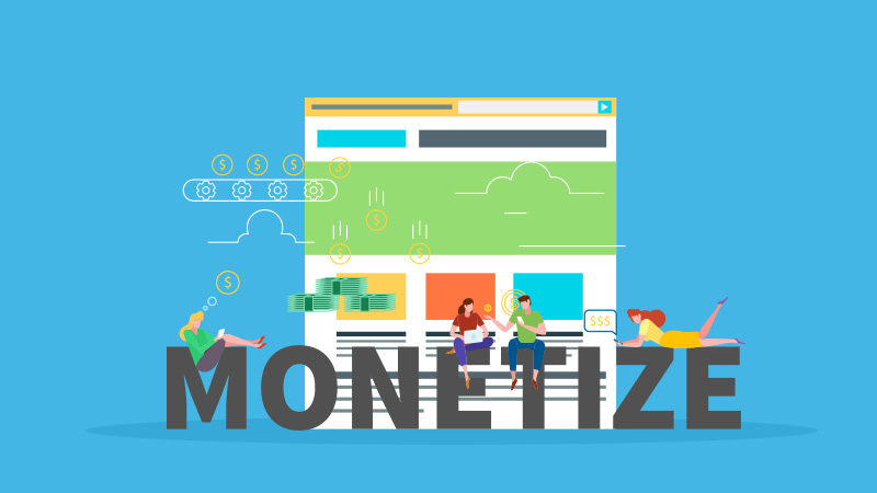 11 Smart Ways to Monetize a Website