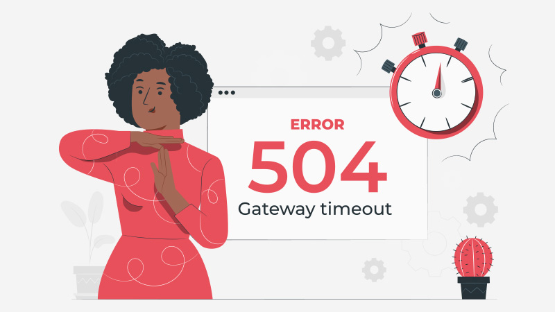 Fix 504 Gateway Timeout Error on WordPress site